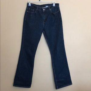 Levi's 515 Boot Cut Lower Rise Jeans 14L